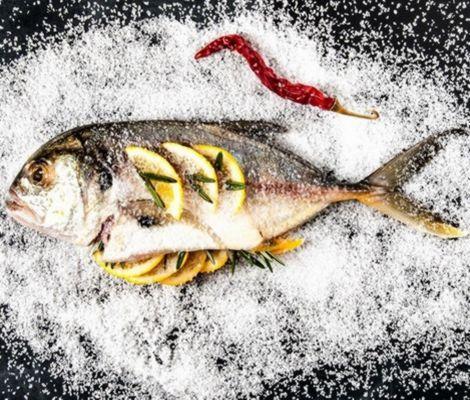 Salted fish